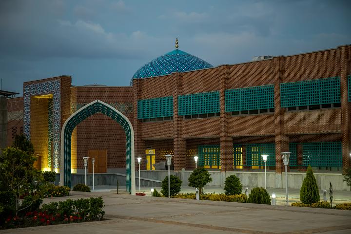 مسجد فاطمه الزهرا