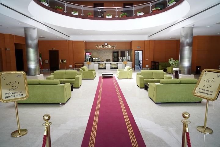 هتل پارک فناوری پردیس