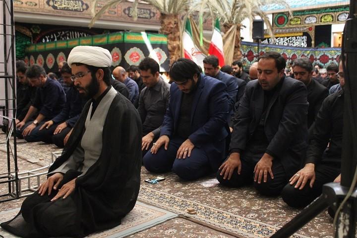 مسجد فاطمه الزهرا (س) در پارک فناوری پردیس