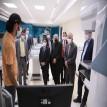 تصویر بازدید وزیر خارجه جمهوری نیکاراگوئه و هیئت همراه از پارک فناوری پردیس