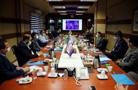 اولین جلسه شورای راهبری رویداد TIM2022 برگزار شد