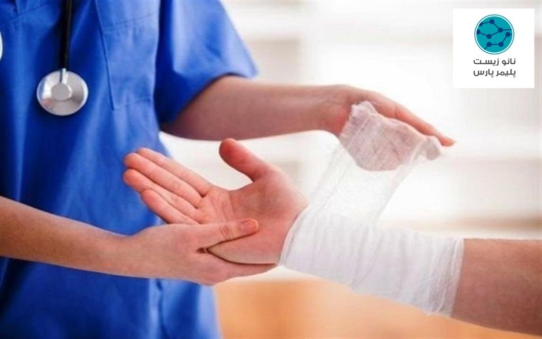 زخمپوشهای نانویی مرهمی برای زخمهای سوختگی و دیابتی